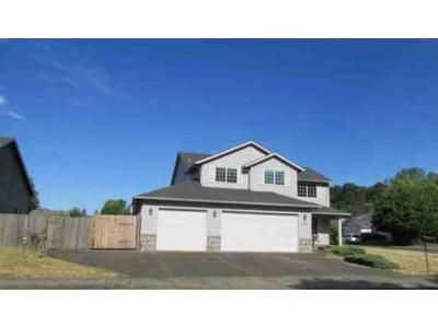 4 Bed 2.5 Bath Foreclosure Property in Monmouth, OR 97361 - Catron St N