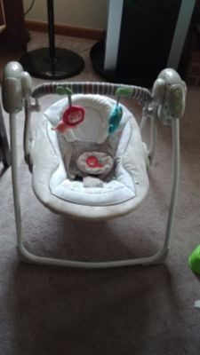 Baby/infant swing
