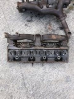 Cadillac 390 Exhaust Manifolds