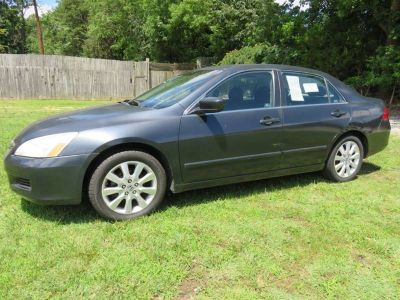 2007 Honda Accord EX-L (Gray)