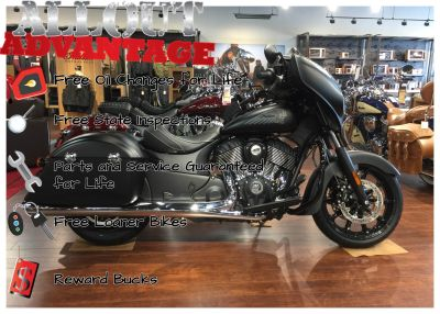 2018 Indian Chieftain Dark Horse ABS Cruiser Motorcycles Chesapeake, VA