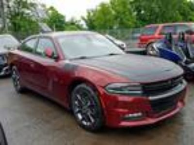 Salvage 2018 DODGE CHARGER GT for Sale