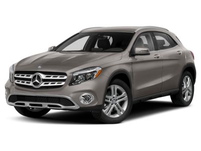 2018 Mercedes-Benz GLA GLA 250 (Polar Silver Metallic)
