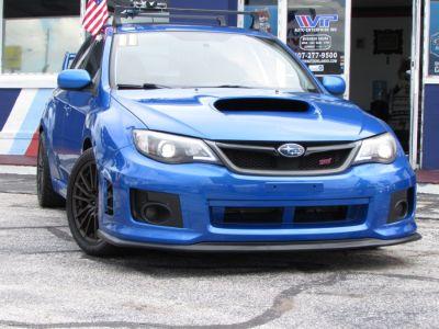 2011 Subaru Impreza WRX Limited (WR Blue Pearl)