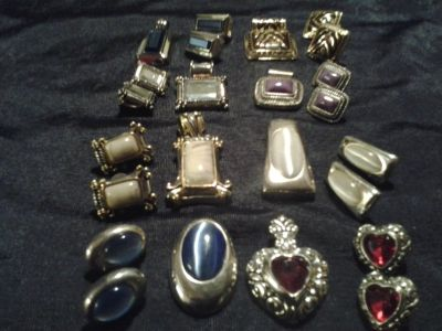 Necklace Charms & Earrings (price each set)