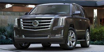 2015 Cadillac Escalade Luxury (Radiant Silver Metallic)