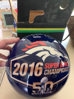 2016 Super Bowl Champions signed