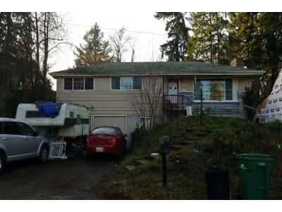 4 Bed 1 Bath Preforeclosure Property in Port Orchard, WA 98366 - West Ave
