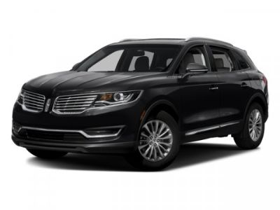 2017 Lincoln MKX Reserve (Magnetic Gray Metallic)