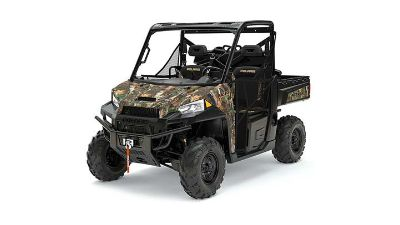 2017 Polaris Ranger XP 1000 EPS Hunter Edition Side x Side Utility Vehicles Lowell, NC