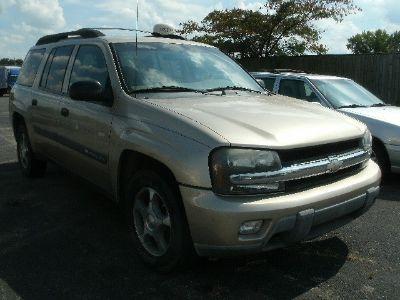 2004 Chevrolet TrailBlazer 4dr 4WD EXT LS