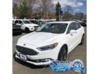 $20451.00 2018 FORD Fusion with 5762 miles!