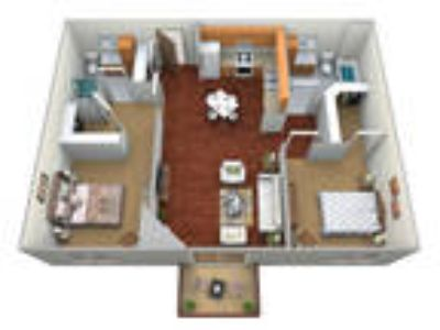 Clearwater Estates 2 - Two BR, Two BA