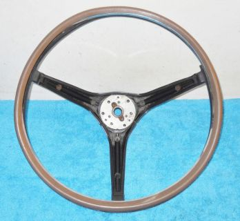 Sell 1967 Mercury Cougar XR7 GT 6.5 Litre ORIGINAL BLACK WOOD GRAIN STEERING WHEEL motorcycle in Vancouver, Washington, US, for US $89.00
