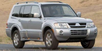 2005 Mitsubishi Montero Limited ()
