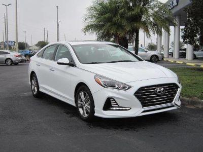2018 Hyundai Sonata Limited (Quartz White Pearl)