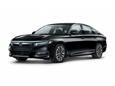 2019 Honda Accord Hybrid EX-L (Modern Steel Metallic)