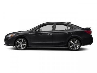 2018 Subaru Impreza Sport (Crystal Black Silica)