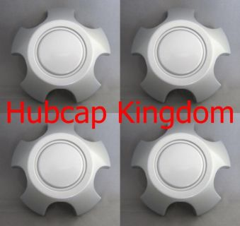 Find 2005 - 2013 TOYOTA TACOMA Wheel Hub Center Cap OEM SET motorcycle in Tulsa, Oklahoma, US, for US $49.95