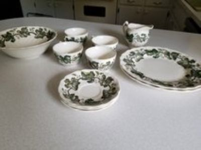 Johnson Bros Vintage dishes