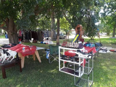Garage sale 6st and pecan st Freeport