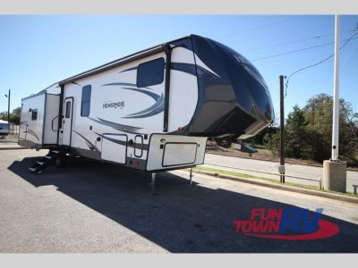 2018 Forest River Rv Salem Hemisphere Lite 368RLBHK