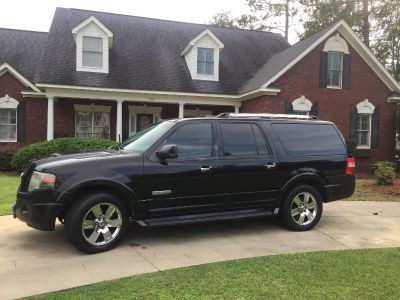 2007 Ford Expedition XL