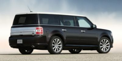 2018 Ford Flex SEL (Blue)