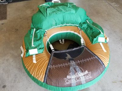 Creek Company Float Tube