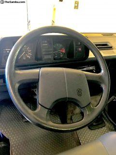 Eurovan Steering Wheel for Vanagon