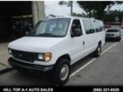 $7850.00 2003 FORD E-350 with 64758 miles!