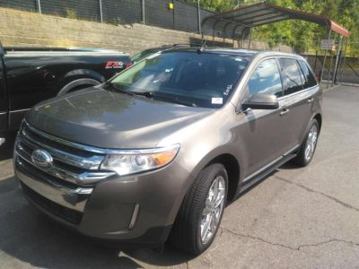 2013 Ford Edge Limited (Beige)