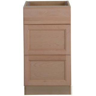 Base Cabinet With 3 Drawers 18 Inches - New!
