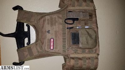 For Sale: Voodoo Tactical Vest and Panels