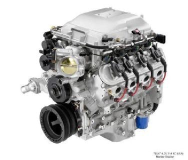 GM 6.5L Turbo Diesel Long Block