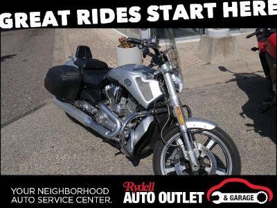 2009 Harley-Davidson V rod muscle