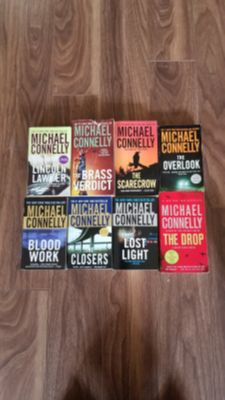 Michael Connelly Soft Covers