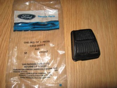 Find NOS Ford C8SZ-2454-B Emergency Brake Pad Galaxie Torino Ranchero Cougar motorcycle in Springfield, Massachusetts, United States, for US $12.00