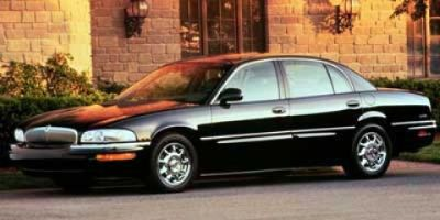 2000 Buick Park Avenue Ultra Supercharged (Sterling Silver Metallic)