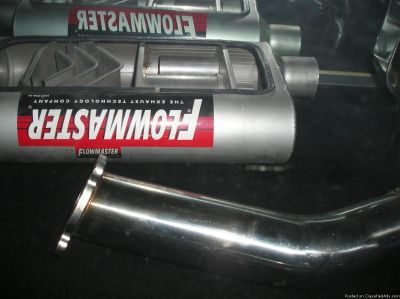 flowmaster exhaust kit atlanta with shipping avaliable)
