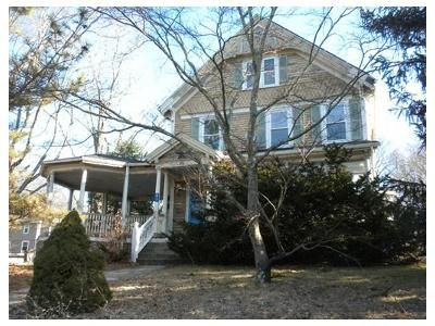 4 Bed 3 Bath Foreclosure Property in Plainville, MA 02762 - Spring St