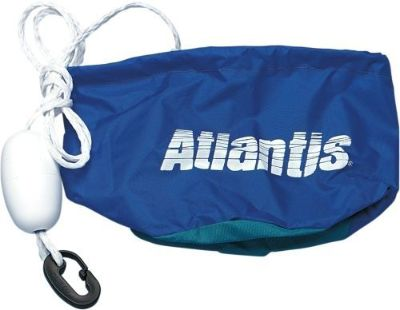Sell ATLANTIS PWC ANCHOR BAG WITH BUOY JET SKI WATERCRAFT motorcycle in Tellico Plains, Tennessee, United States, for US $25.00