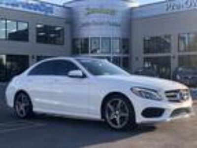 Used 2015 MERCEDES-BENZ C300 For Sale
