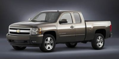 2007 Chevrolet Silverado 1500 Work Truck (Black)