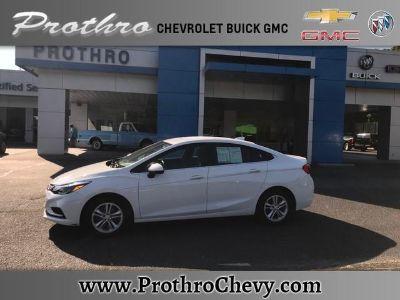 2018 Chevrolet Cruze LT Auto (White)