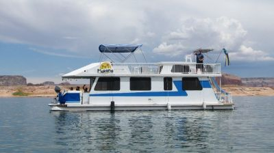 "50' HAWAIIN HOUSEBOAT FOR SALE ""MAKENA"""