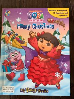 Dora the Explorer busy Book