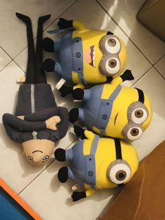 Despicable Me Stuffed Animals