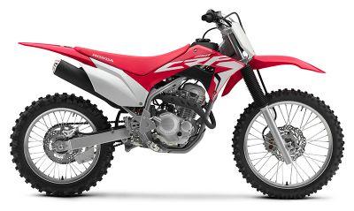 2020 Honda CRF250F Motorcycle Off Road Herculaneum, MO