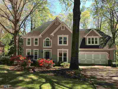 2856 Clary Hill Dr NE ROSWELL Four BR, address with Cobb taxes!